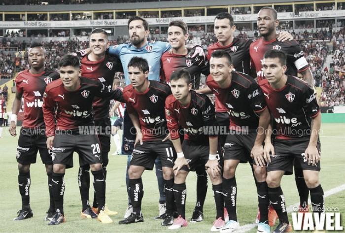 Atlas 1-0 Chivas: Puntuaciones de Atlas en Cuartos de final ida de la Liga MX Clausura 2017