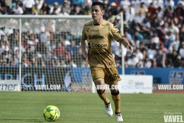 """Fausto Pinto: """"Faltan noventa minutos para sacar el resultado"""""""
