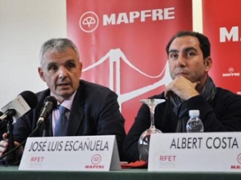 Albert Costa, nuevo Director Deportivo de la RFET
