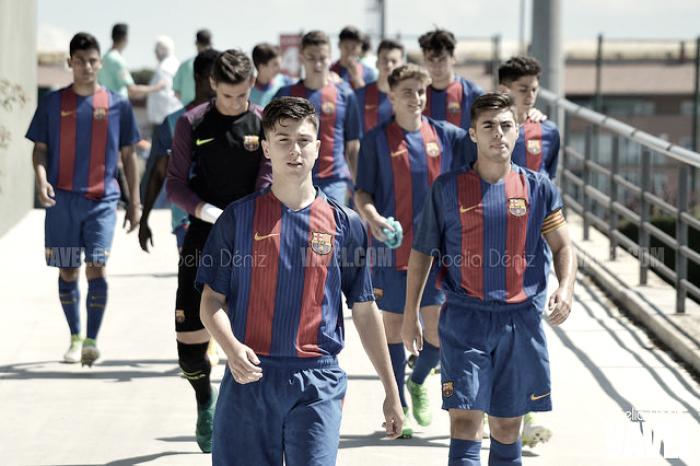 El juvenil conoce su rival en cuartos de la Copa: ...