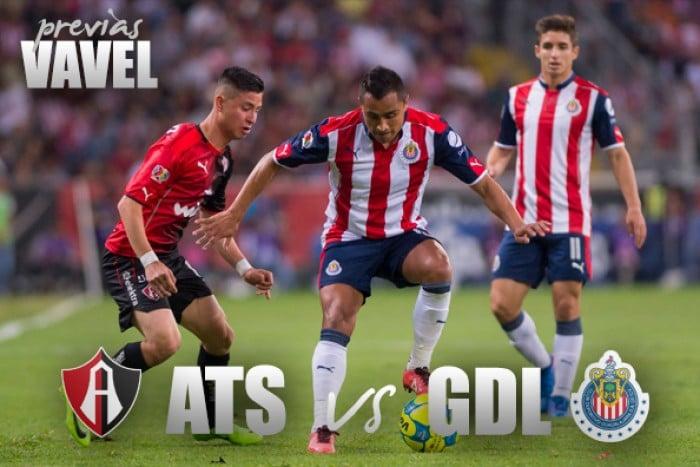 Goles de Chivas vs Atlas juego de vuelta — Resumen