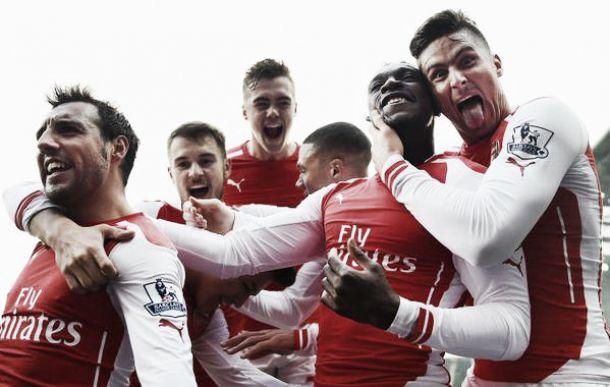 Welbeck vola in cielo e regala tre punti all'Arsenal: West Bromwich battuto 1-0