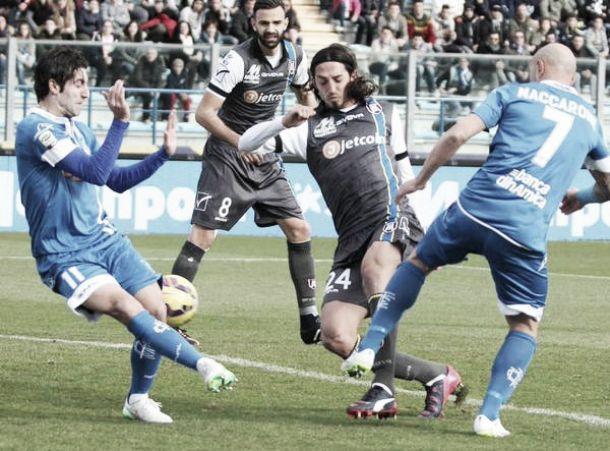 L'Empoli passeggia sul Chievo trascinato da super Maccarone, è 3-0 al Castellani