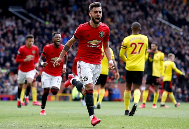 Manchester United Make Easy Work of Watford in Home Win