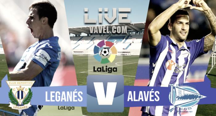 Resumen Leganés 1-1 Alavés en La Liga 2017
