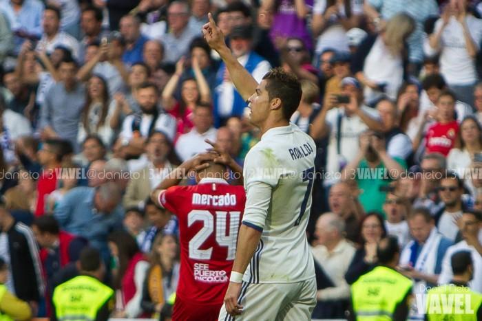 Cristiano Ronaldo quiere la Liga