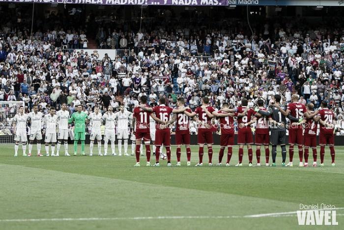 Previa Real Madrid - Sevilla FC: un partido sin opción a error