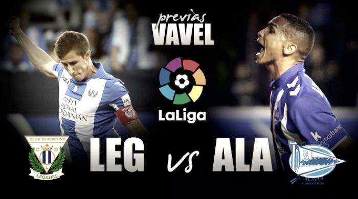 Previa Leganés - Alavés: duelo de Primera