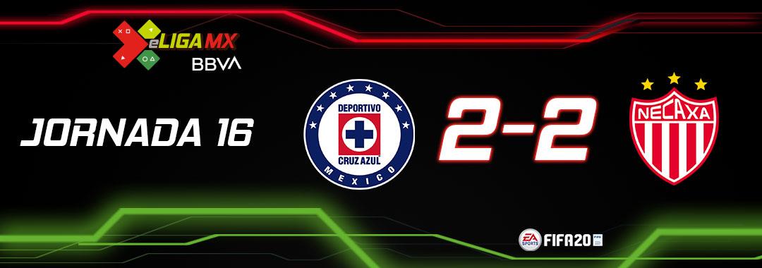 Las cinco del Rayo: jornada 16 de la eLiga MX