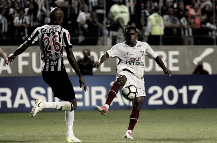 """Wendel lamenta lesão de Sornoza e provoca Vasco: """"Tomaram porrada e não vão querer levar outra"""""""