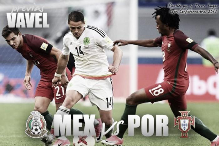 México vs Portugal: La previa, horario y pronóstico
