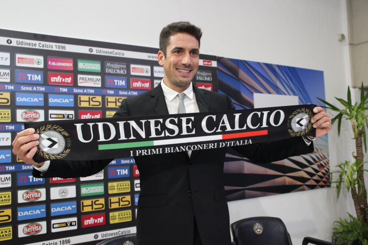 """Udinese - Velazquez: """"Prometto solo di lavorare al massimo, la mia squadra deve sapersi adattare all'avversario"""""""