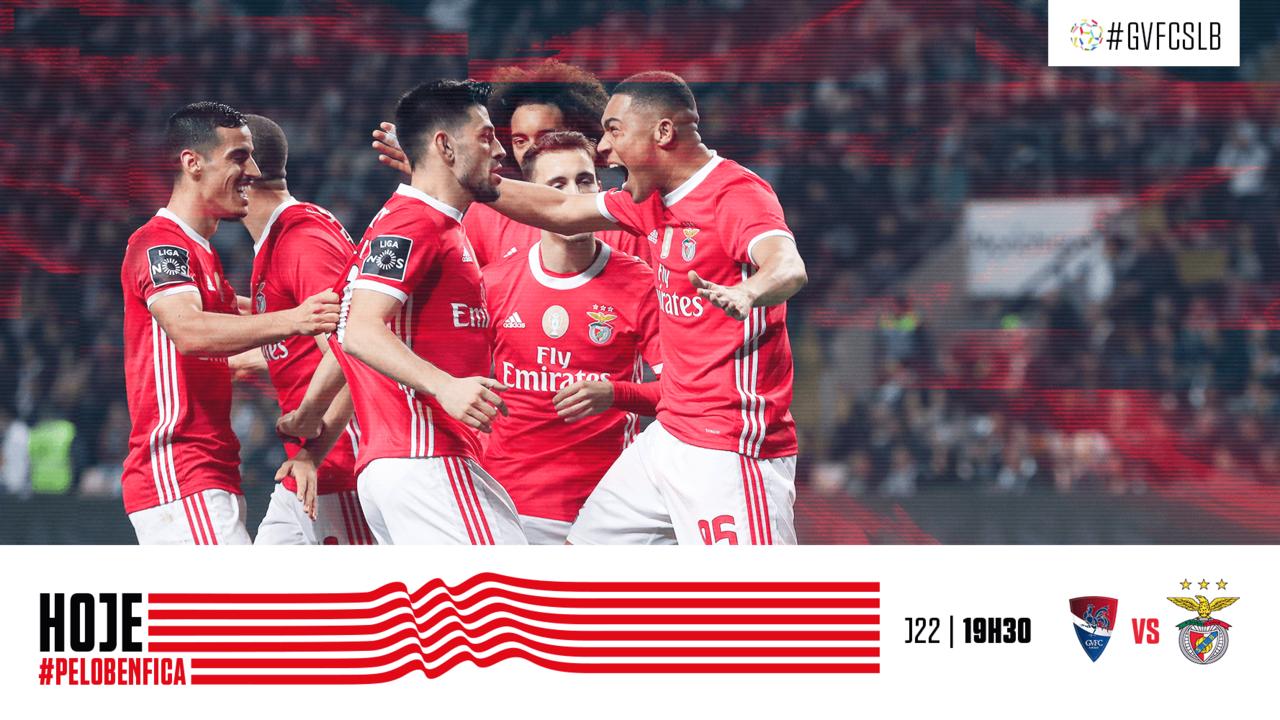 Gil Vicente recebe Benfica