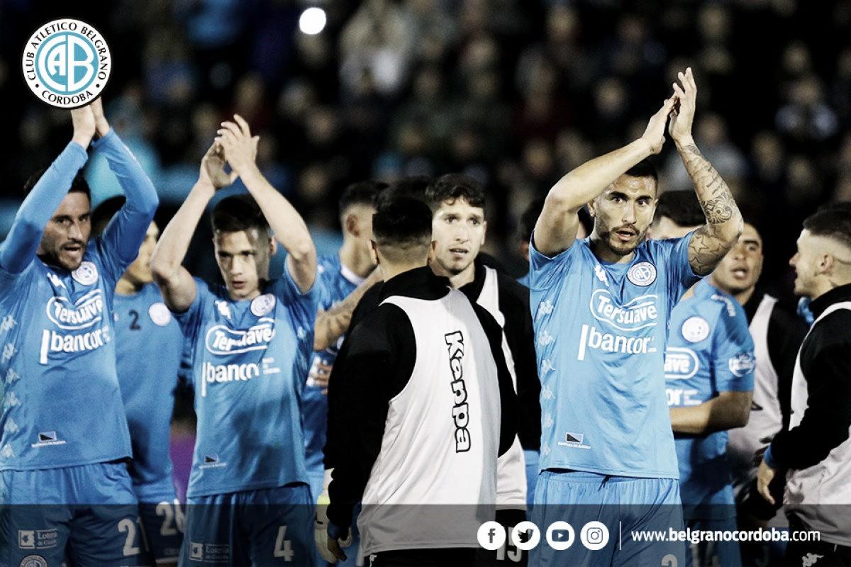 Belgrano con cambios en defensa