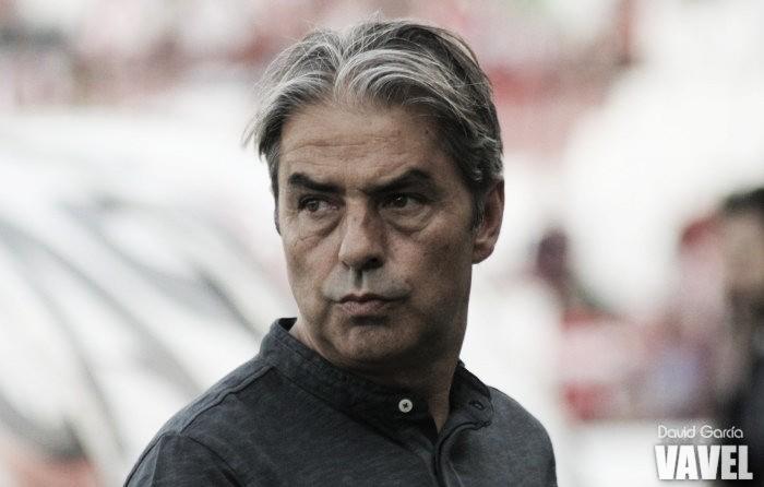 Natxo González, nuevo entrenador zaragocista