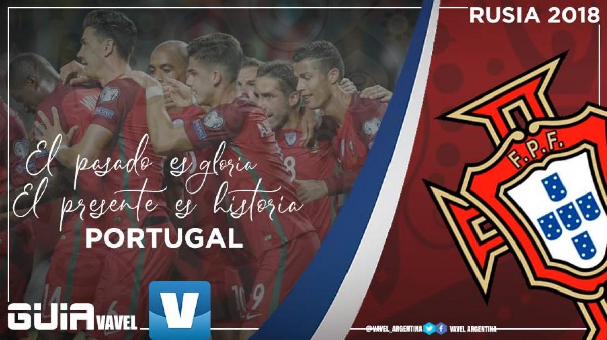 Guía selección portuguesa 2018: el pasado es gloria, el presente es historia