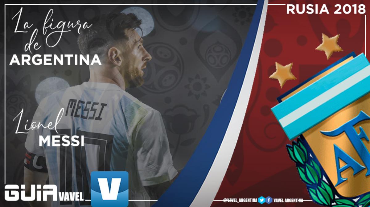 Estrella de Argentina 2018: Lionel Messi, saldar la cuenta pendiente