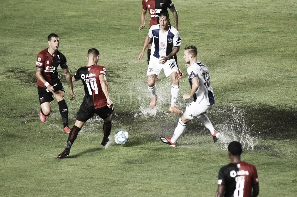 Talleres visita a Colón por cuartos de final de la Copa de la Liga Profesional