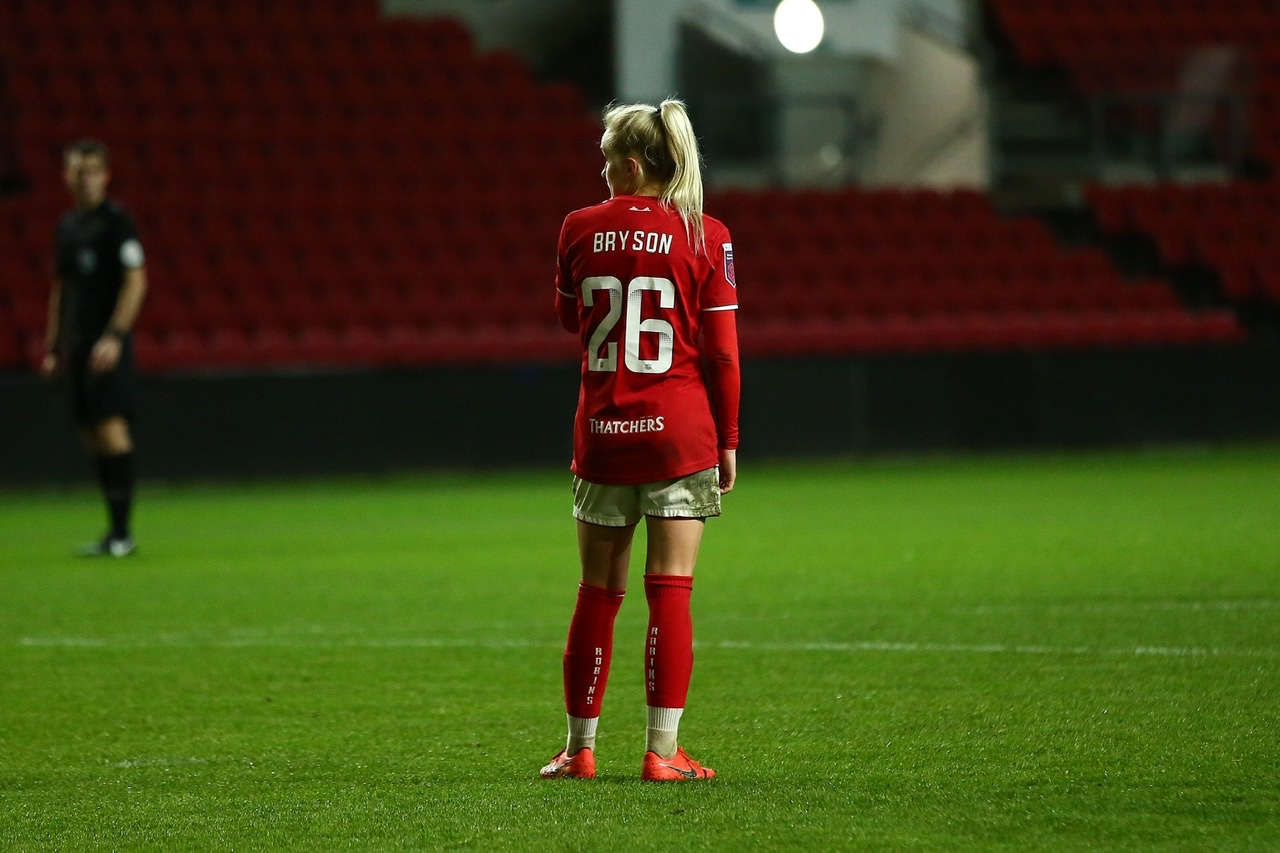 Faye Bryson pens new deal with Bristol City