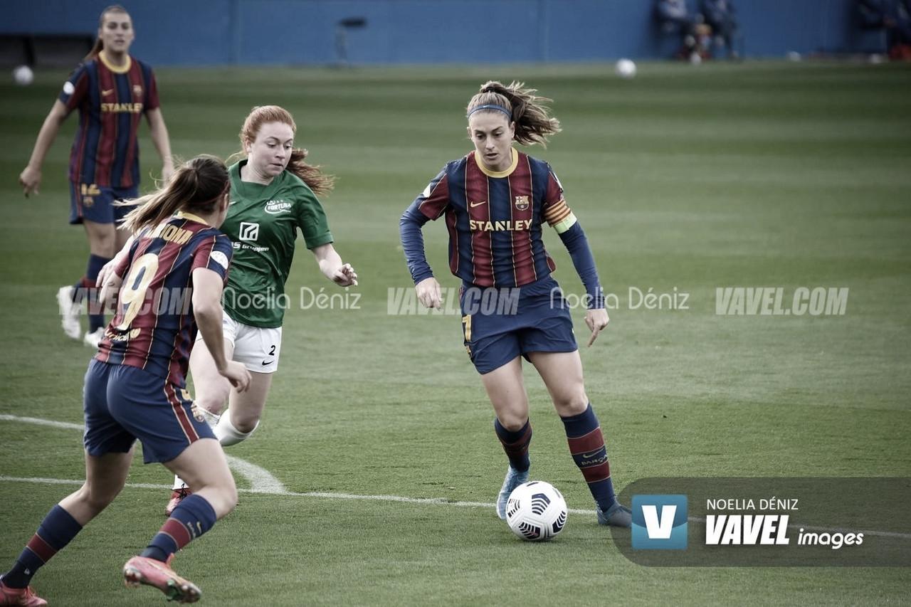 Las convocadas para la UEFA Women's Champions League