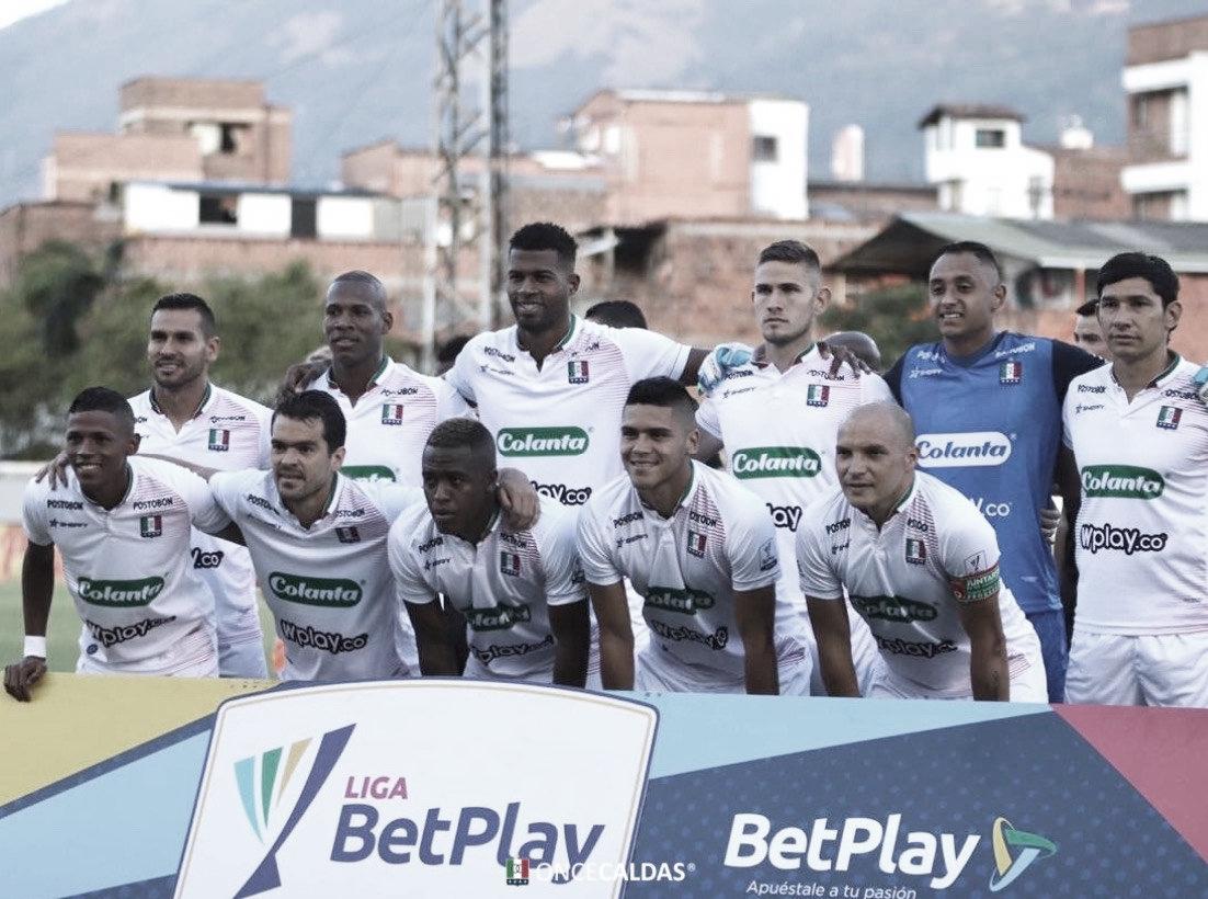 Puntuaciones del Once Caldas ante Envigado FC