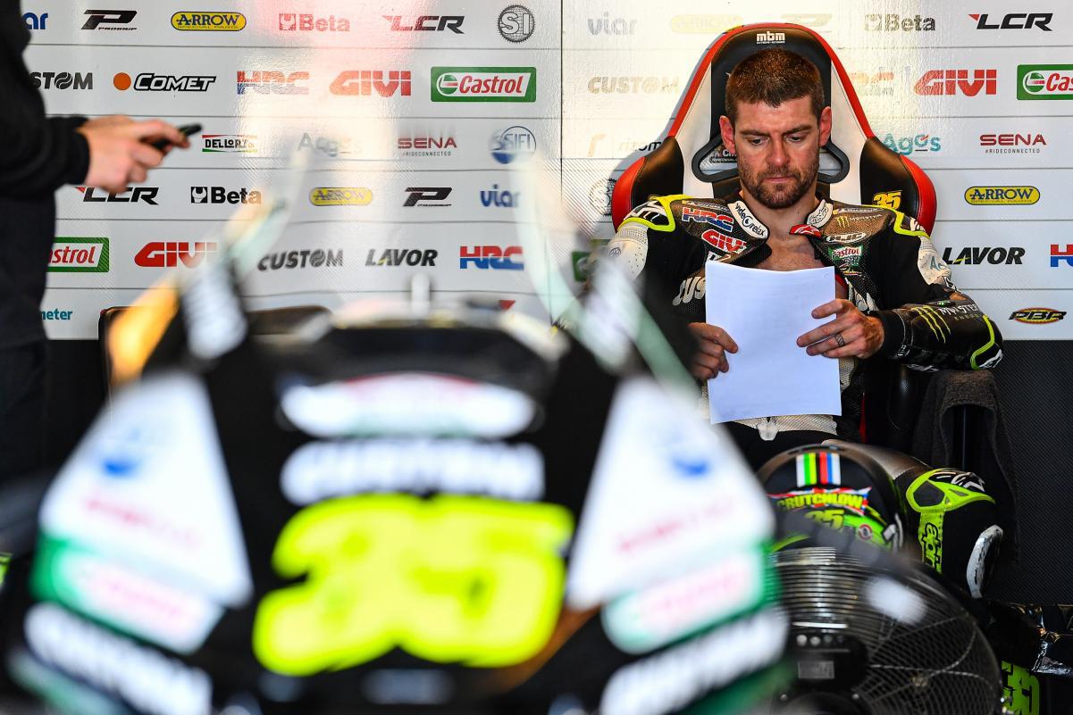 Honda ofreció a Cal Crutchlow ser piloto suplente en MotoGP y WSBK