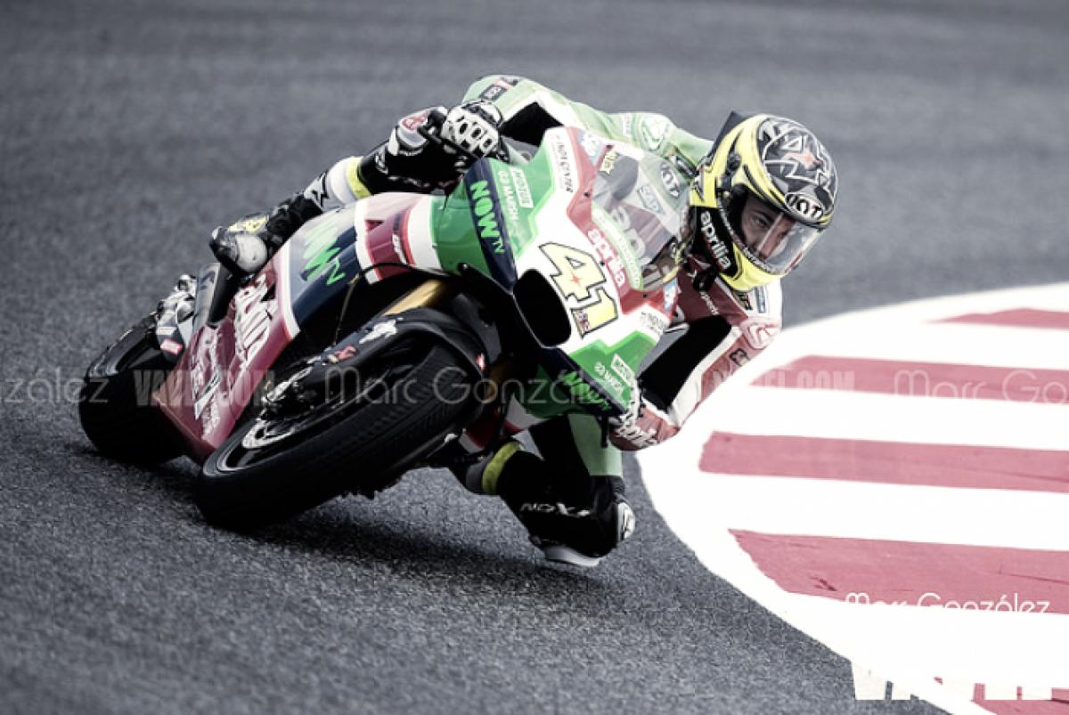 """MotoGP - Espargaro e Redding: """"Ci aspettiamo molto dalla nuova Aprilia"""""""
