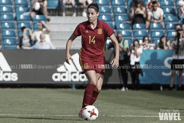 Siete azulgranas presentes en la derrota de España ante Alemania