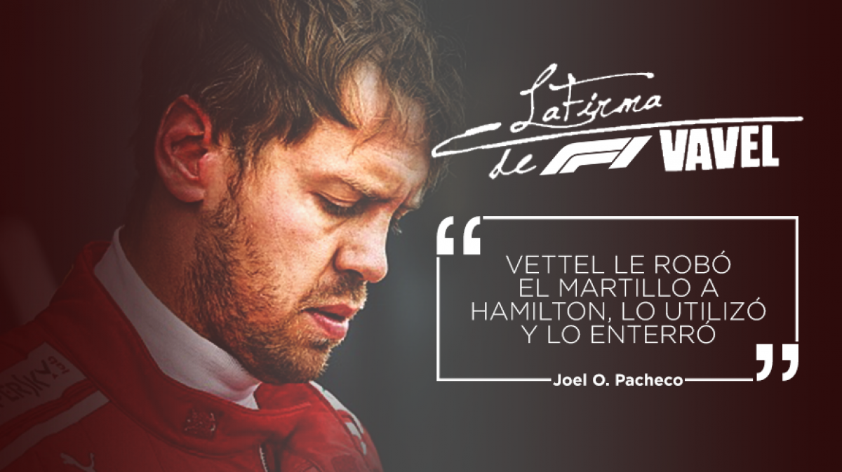 La Firma de F1 VAVEL: Vettel gana, la Fórmula 1 pierde