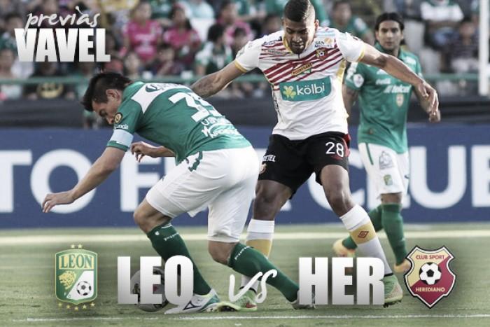 Previa León vs Herediano: el último ensayo