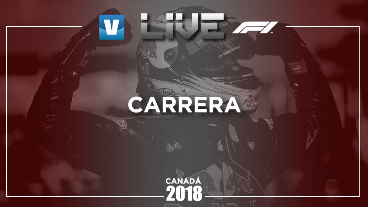 Resumen Carrera GP de Canadá 2018 de Fórmula 1