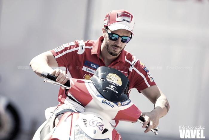 Las opciones de Andrea Dovizioso para proclamarse campeón