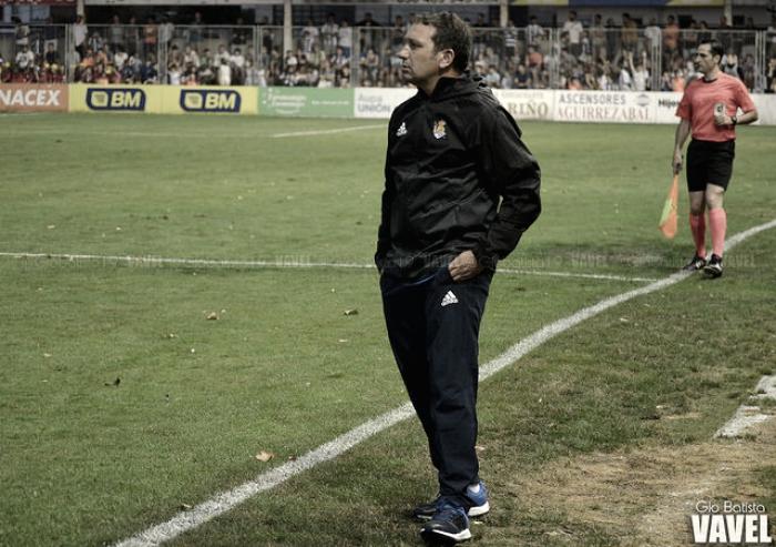 "Eusebio Sacristán: ""Hemos jugado un partido muy completo"""