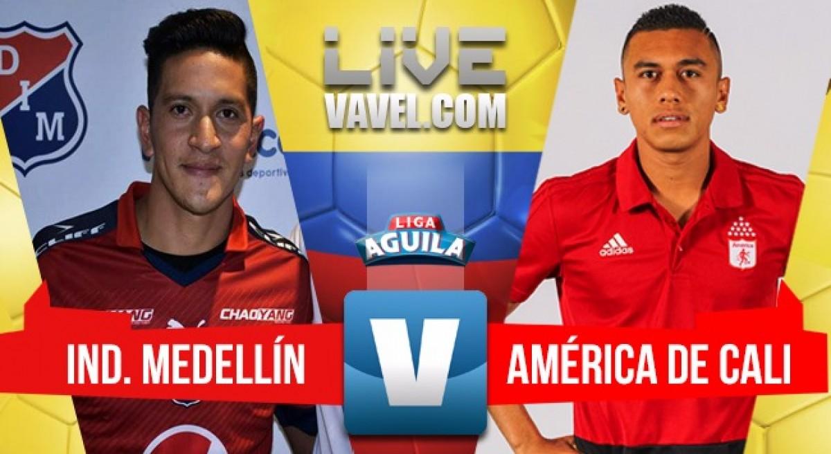 Medellín vence al América en el juego aplazado de la Liga Águila (3-1)