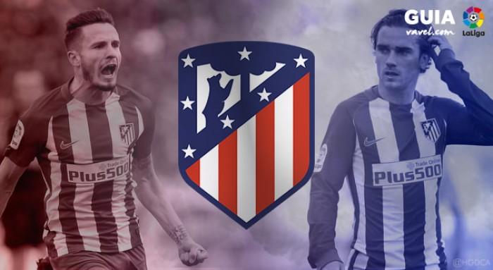 Atlético de Madrid 2017/18: o sonho continua