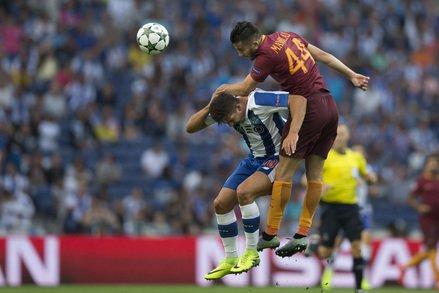 FC Porto recebe AS Roma