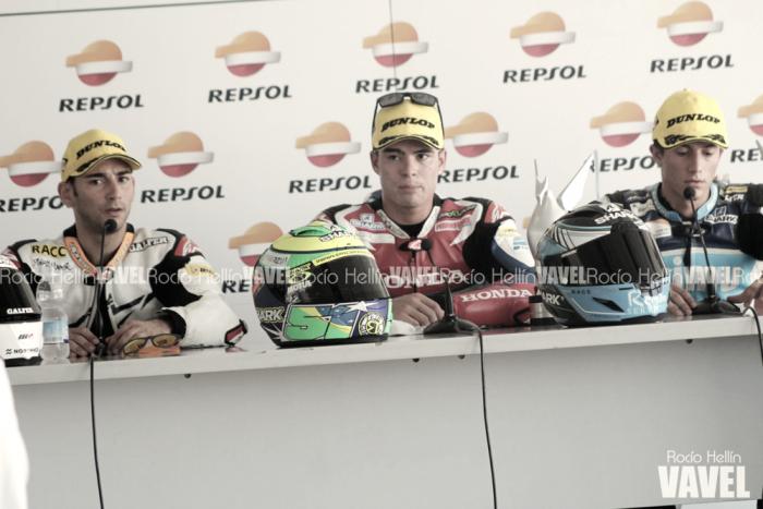 FIM CEV Repsol Moto 2: Eric Granado se corona