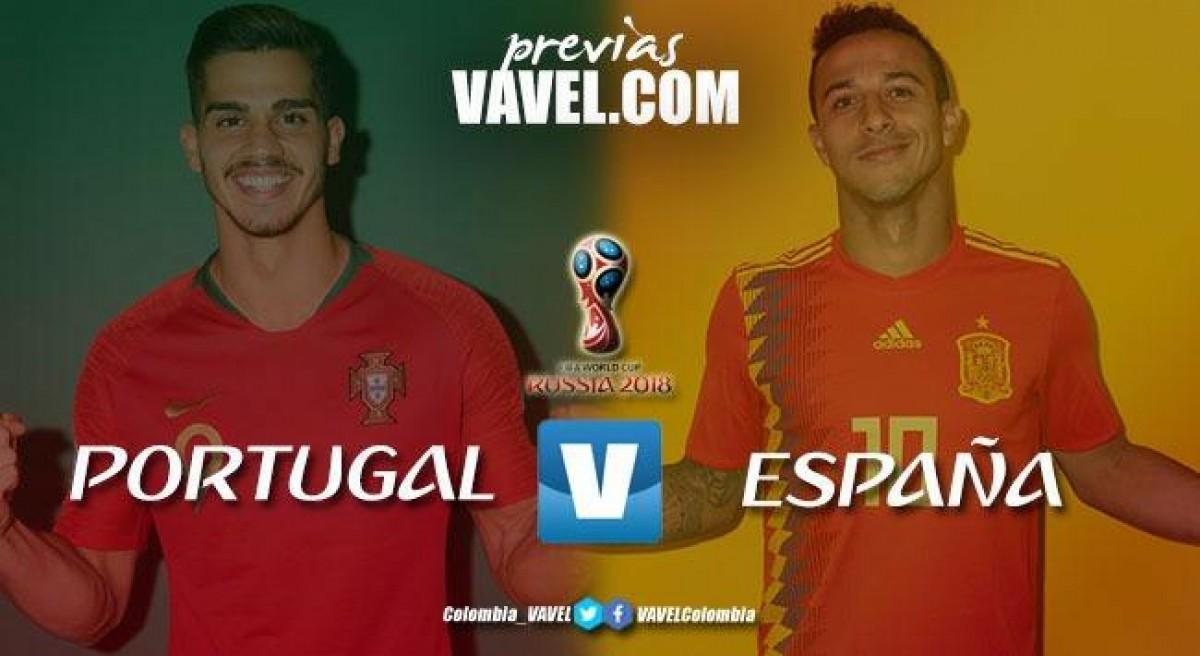 Previa Portugal vs España: un duelo de grandes para empezar