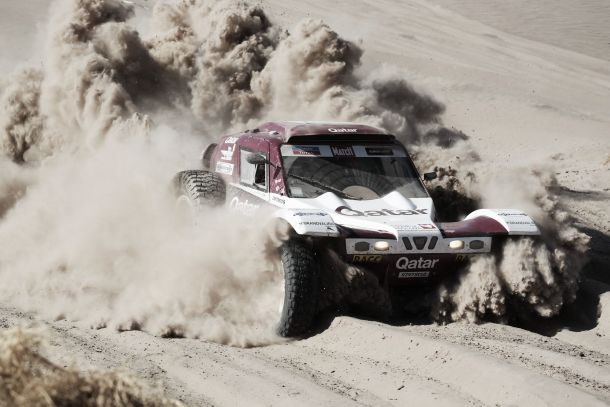 Albert Llovera correrá su tercer Dakar a bordo de un Buggy Optimus MD