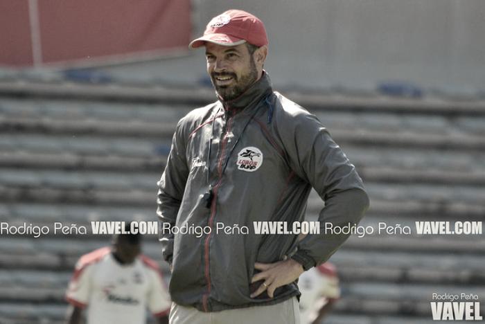 """Rafael Puente: """"Tenemos un plantel para competir"""""""