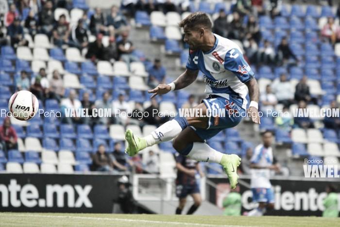 Gabriel Esparza, con la mente puesta en Copa