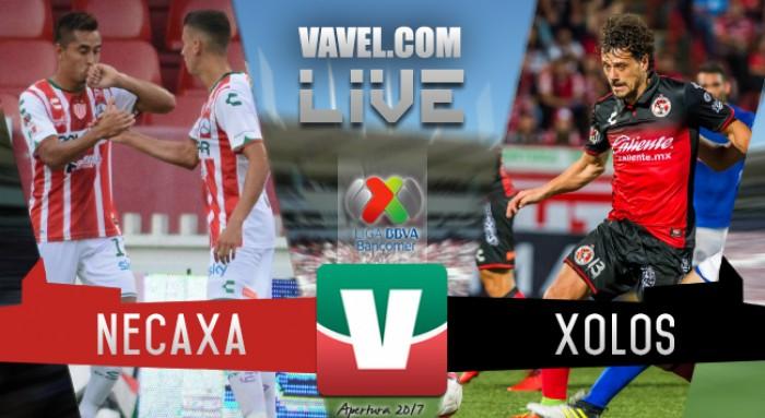 Resultado y goles del Necaxa 1-0 Xolos de la Liga MX 2017