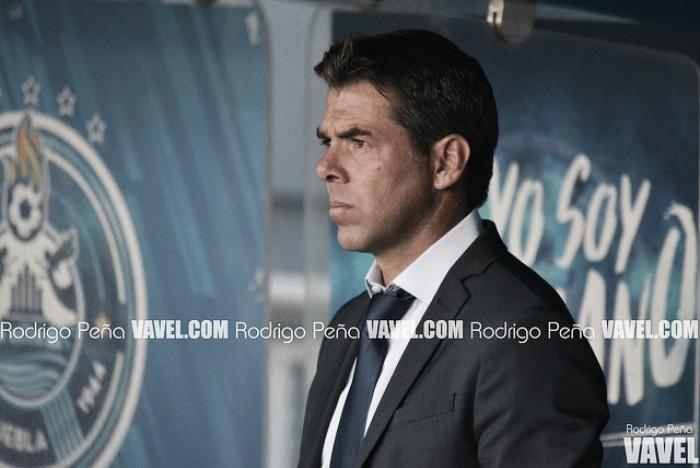 Rafael García lamenta falta de contundencia de la Franja