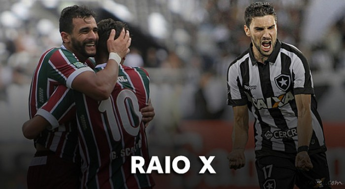 Raio-X: com melhor ataque, Flu tem desafio contra sólida defesa do Botafogo