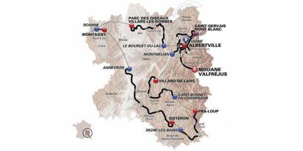 Il Giro del Delfinato è un gustoso antipasto del Tour de France
