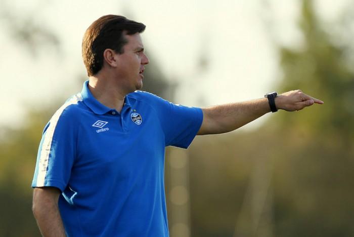 Grêmio utilizará jogadores da transição e do sub-19 contra o Atlético MG