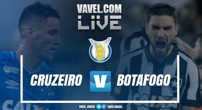 Cruzeiro e Botafogo empatam pelo Campeonato Brasileiro (0-0)