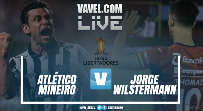 Resultado Atlético-MG x Jorge Wilstermann na Copa Libertadores 2017 (0-0)