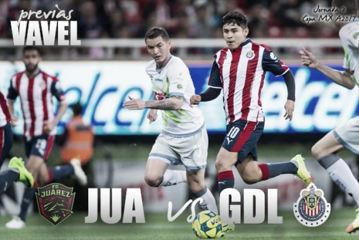 Previa Juárez - Chivas: Duelo de vida o muerte en la Copa