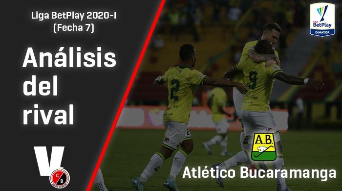 Cúcuta Deportivo, análisis del rival: Atlético Bucaramanga
